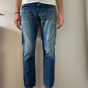 Levi's Made in Japan 501 CT